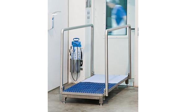 StepGate DRY - padų valymo įrenginys