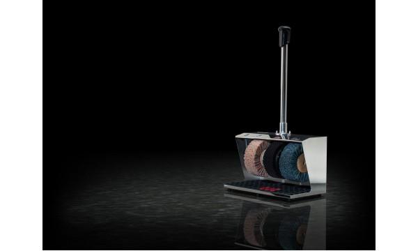 Polifix 2 batų blizginimo mašina