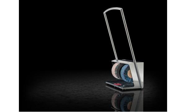 Polifix 2 plus batų blizginimo mašina